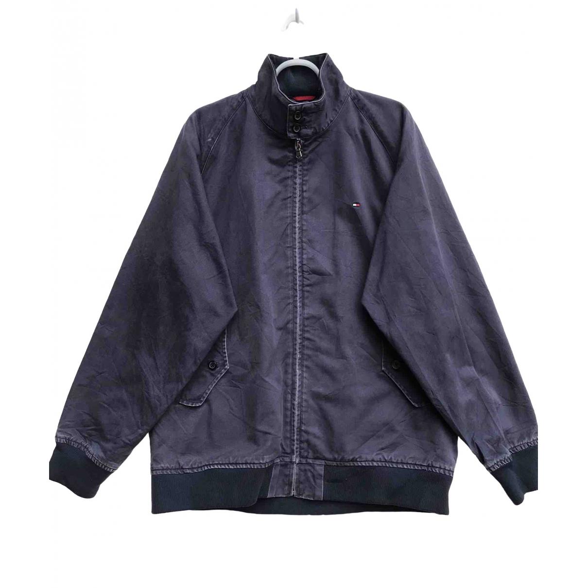 Tommy Hilfiger \N Navy Denim - Jeans jacket  for Men L International