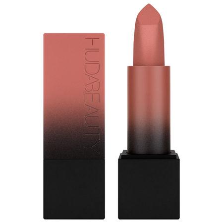 HUDA BEAUTY Power Bullet Matte Lipstick, One Size , No Color Family