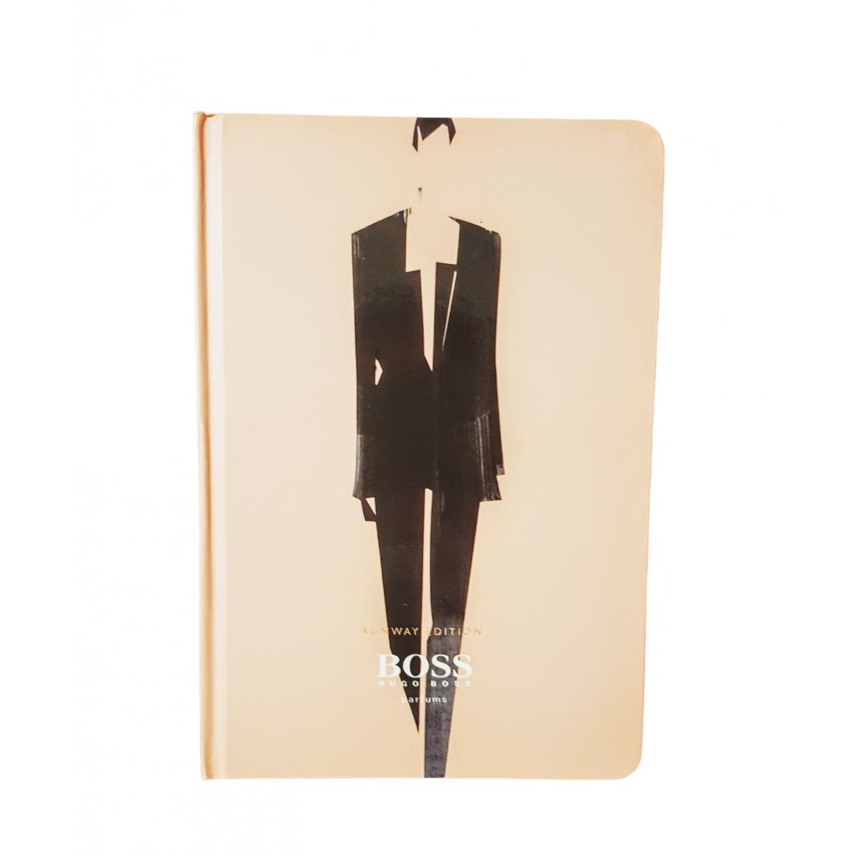 Hugo Boss \N Ecru Fashion for Life & Living \N
