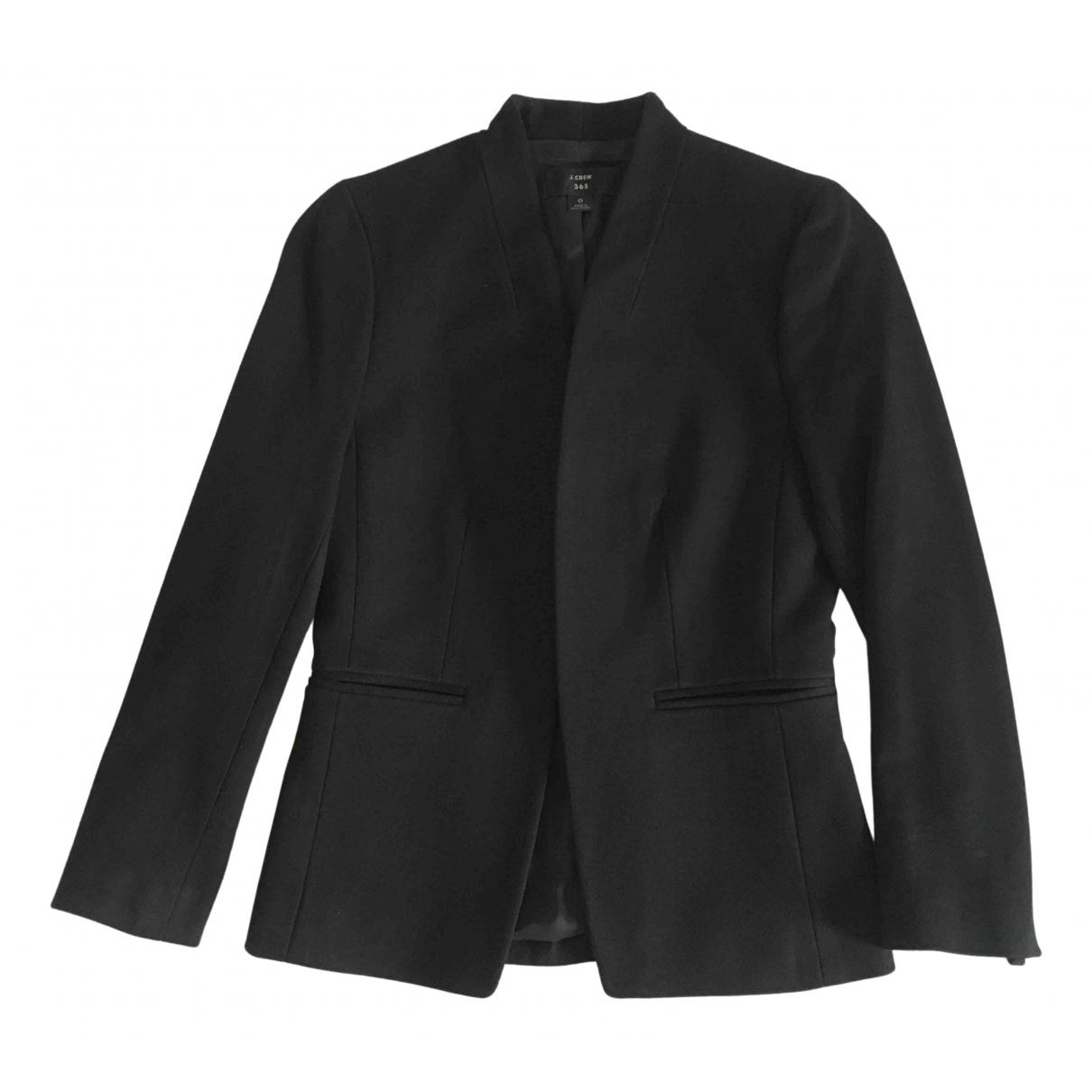 J.crew \N Black jacket for Women 0 0-5