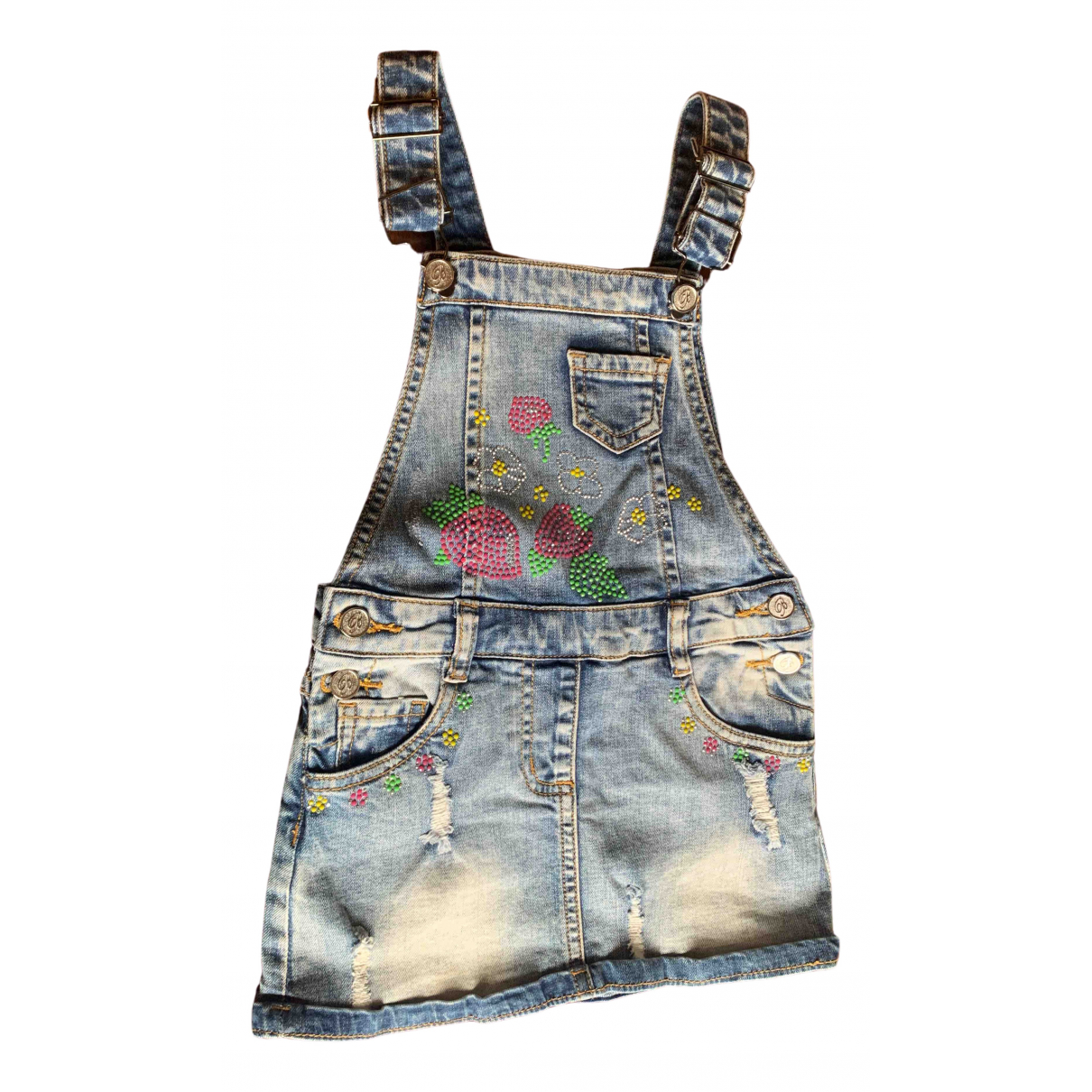 Blumarine \N Blue Denim - Jeans Outfits for Kids 4 years - up to 102cm FR