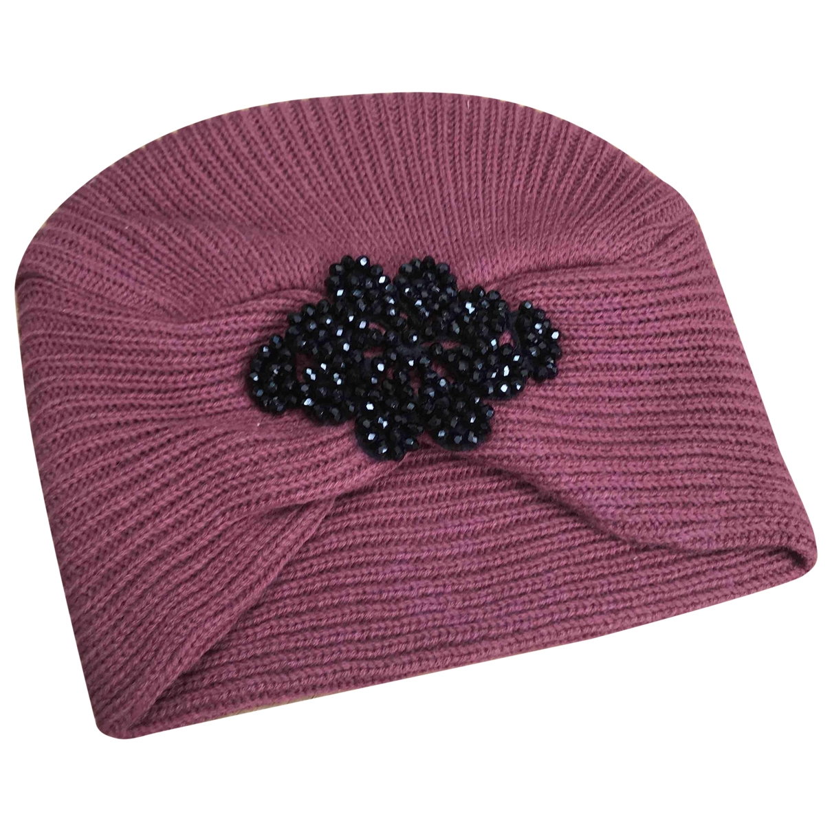 Non Signé / Unsigned \N Pink Wool hat for Women M International