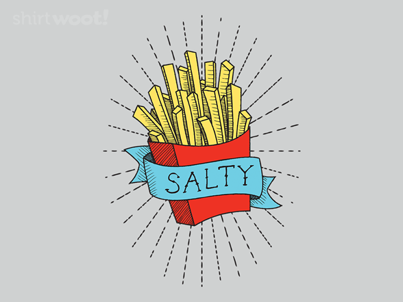Feeling Salty T Shirt