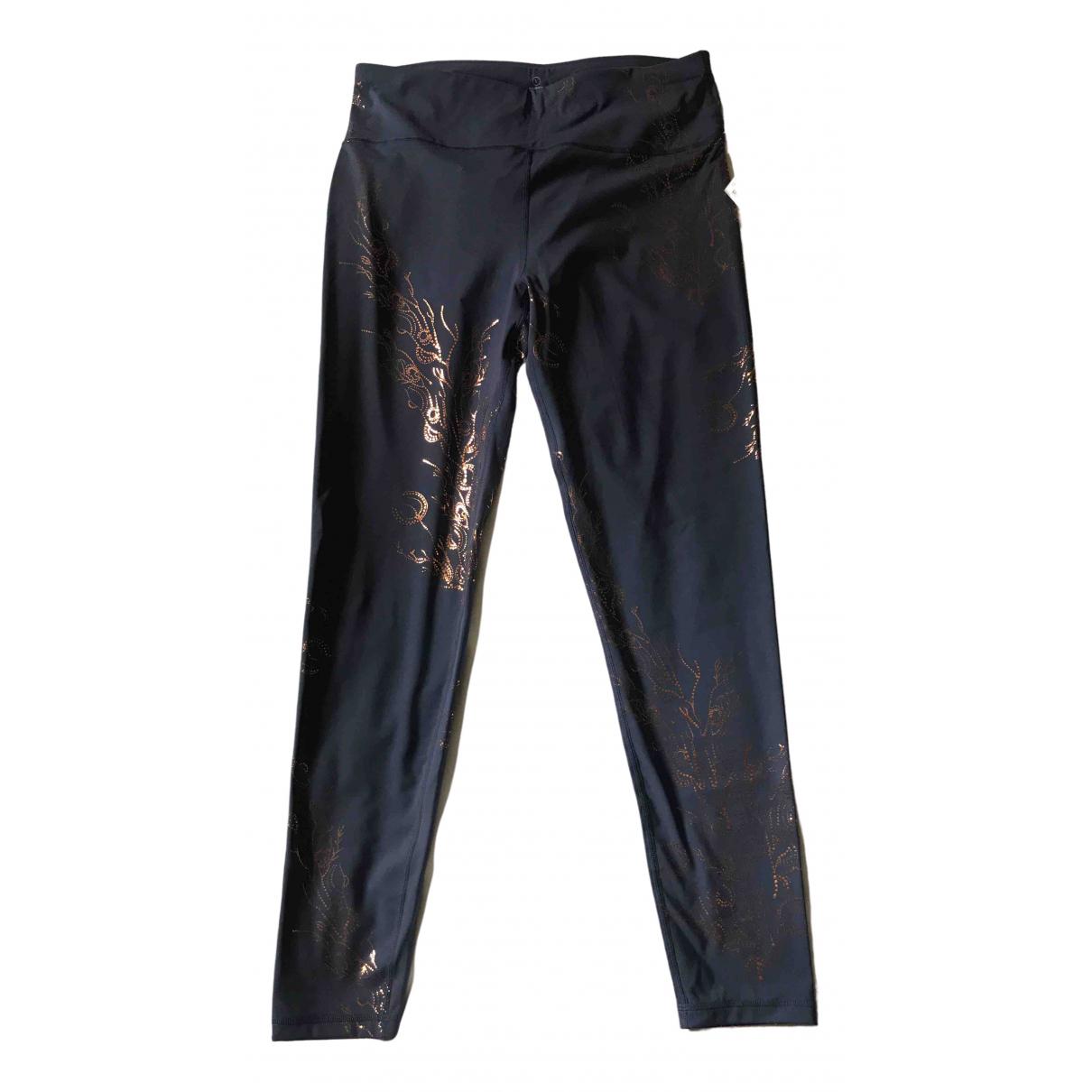 Sweaty Betty \N Blue Trousers for Women L International