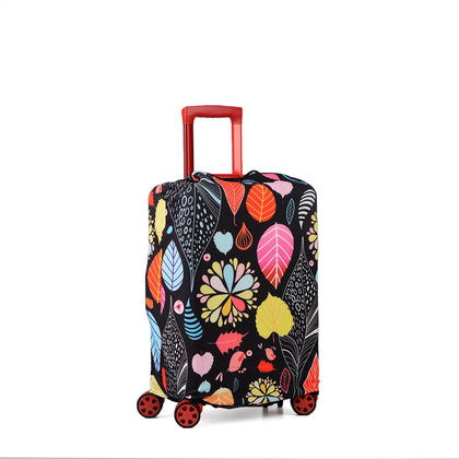 Travel Luggage Cover Suitcase Protector Fits 22-29 Inch - M (22
