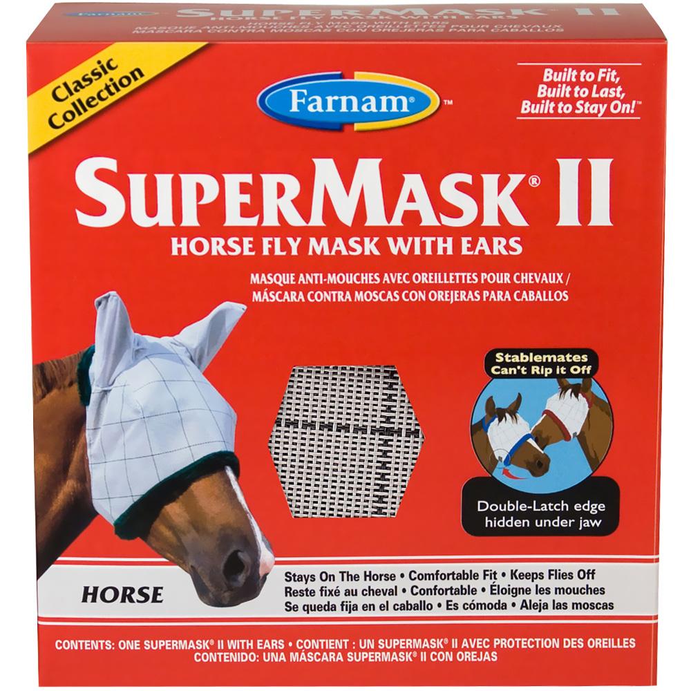 SuperMask II - Fly Mask for Horses