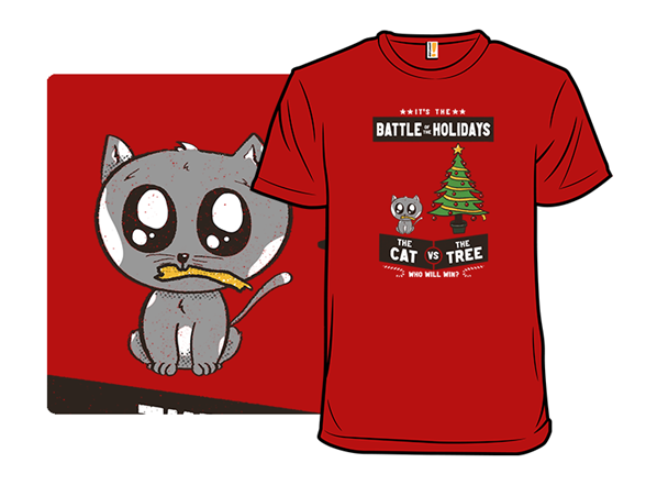 Battle Of The Holidays T Shirt