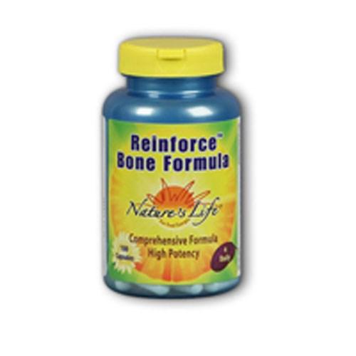 Reinforce Bone Formula 250 caps by Nature's Life