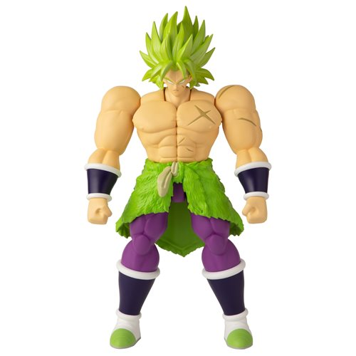 Dragon Ball Super Limit Breaker Super Saiyan Broly Movie Version 13-Inch Action Figure