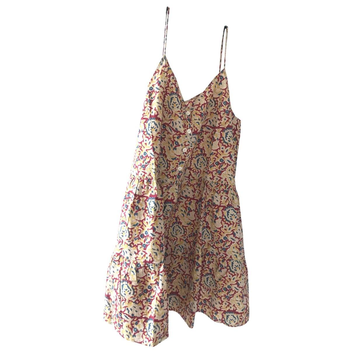 Soeur \N Multicolour Cotton dress for Women 34 FR