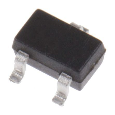 ON Semiconductor ON Semi MMBT3904WT1G NPN Transistor, 200 (Continuous) mA, 40 V, 3-Pin SC-70 (3000)