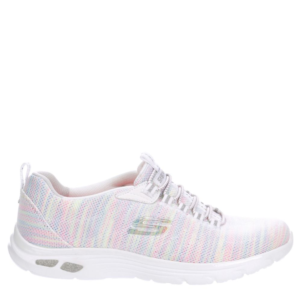 Skechers Womens Empire Dlux Shoes Sneakers