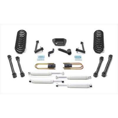Fabtech 6 Inch Performance Lift Kit w/Performance Shocks - K30154