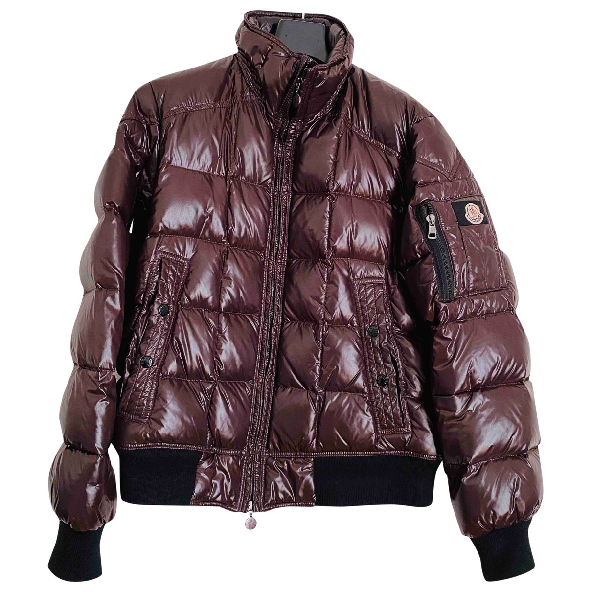 Moncler \N Brown coat  for Men 50 IT