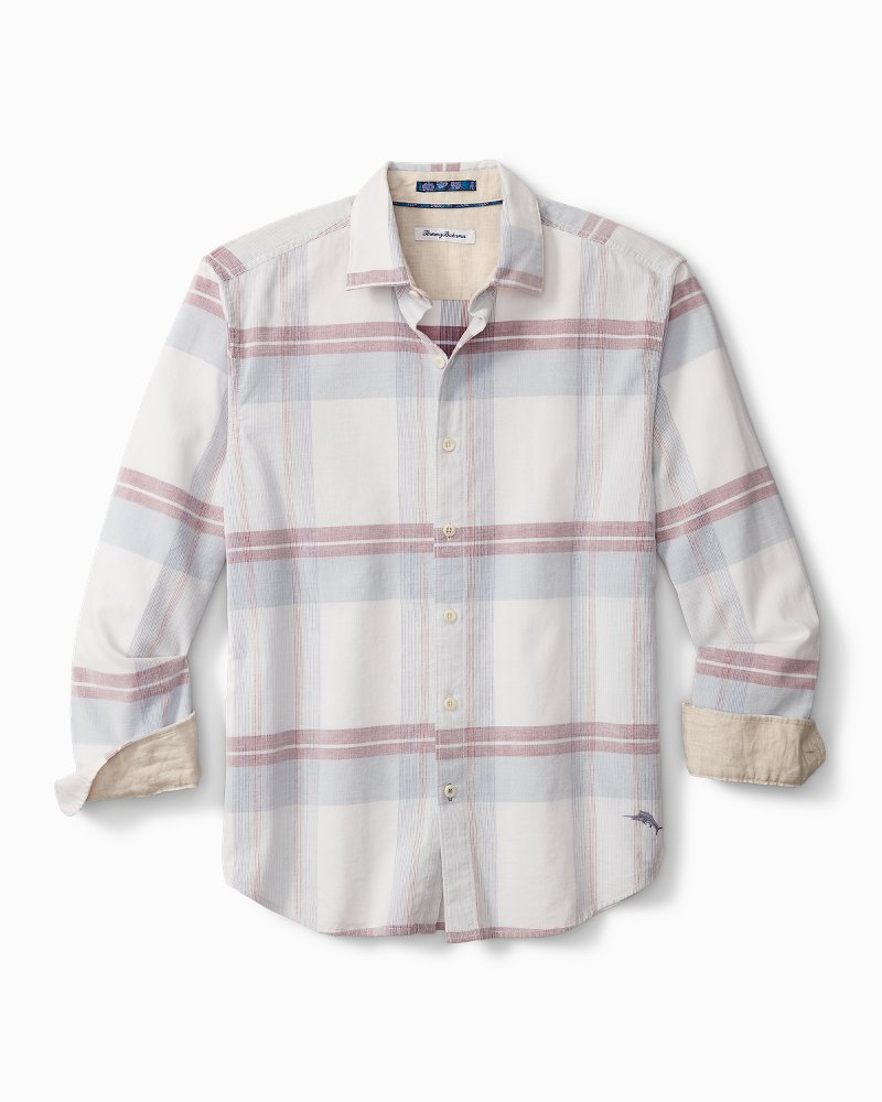 Big & Tall Coastline Corduroy Kendwa Shirt