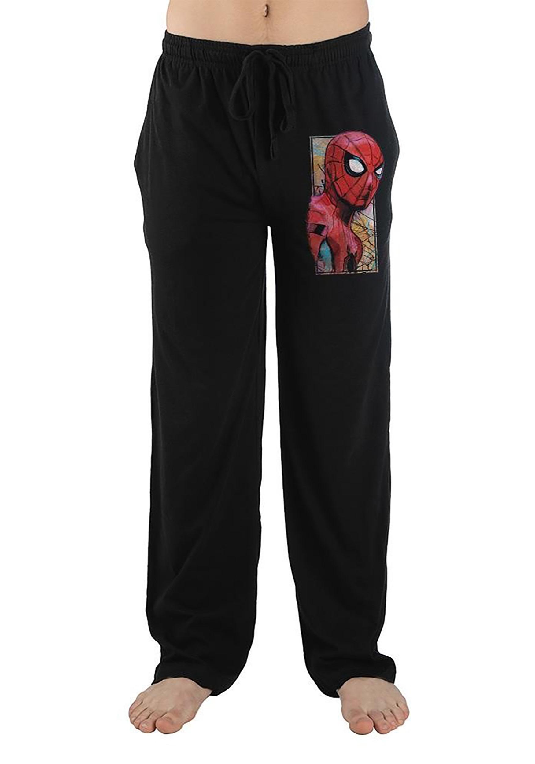 Adult Spider-Man Sleep Pants