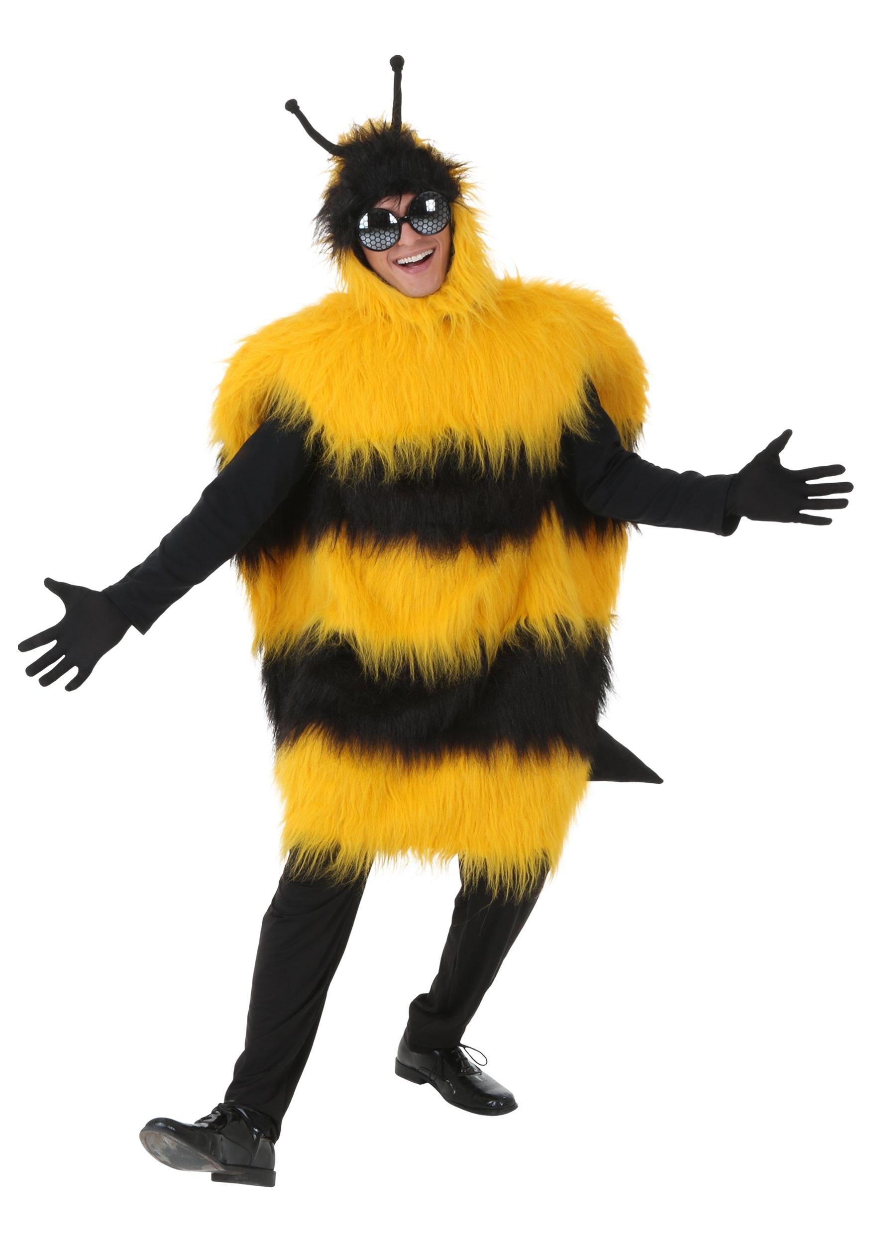 Adults Deluxe Bumblebee Costume