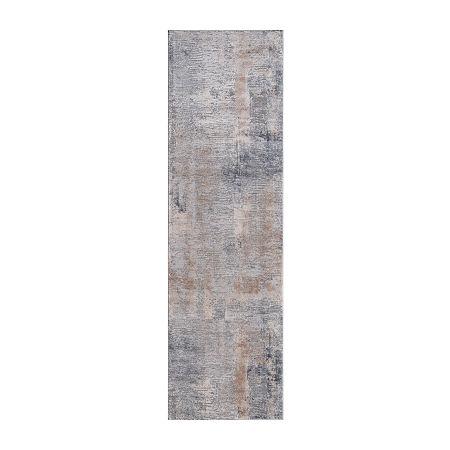 Momeni Dalston Rectangular Indoor Rugs, One Size , Gray