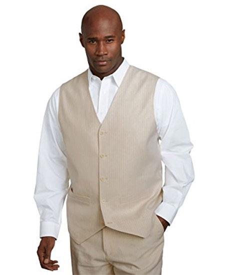 Linen Vest & Pants
