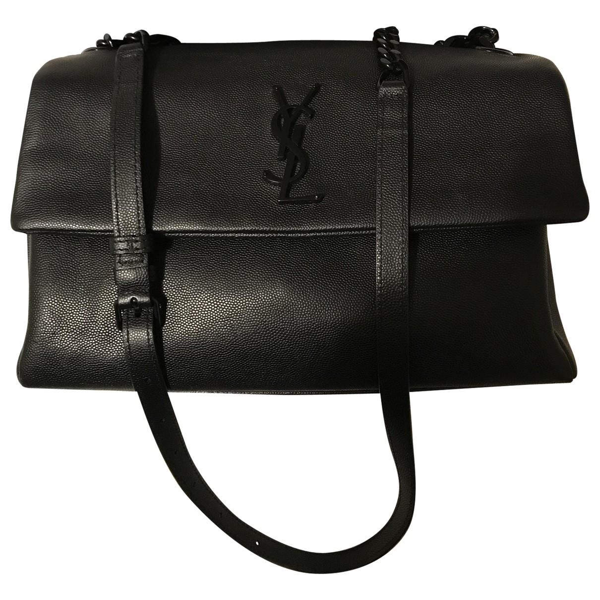 Saint Laurent West Hollywood Black Leather handbag for Women \N