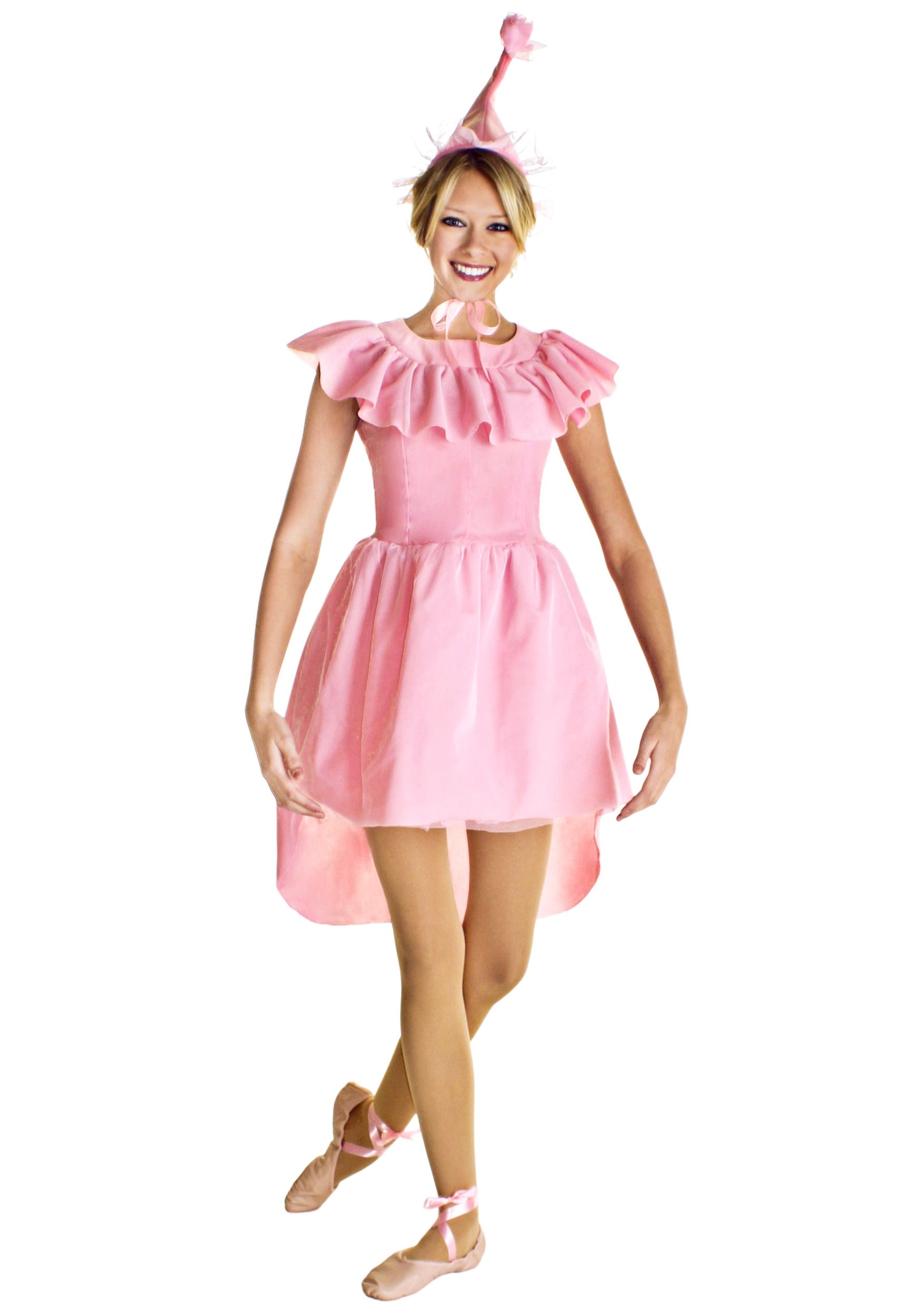 Adult Munchkin Ballerina Costume | Ballerina Dress