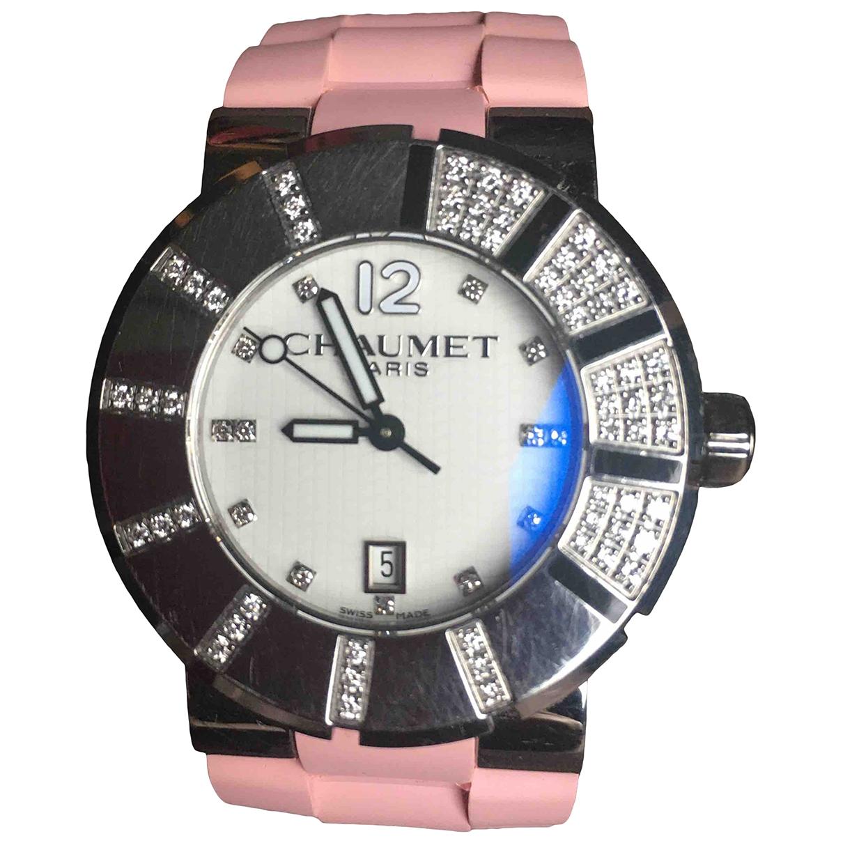 Chaumet Class One Metallic Steel watch for Women \N