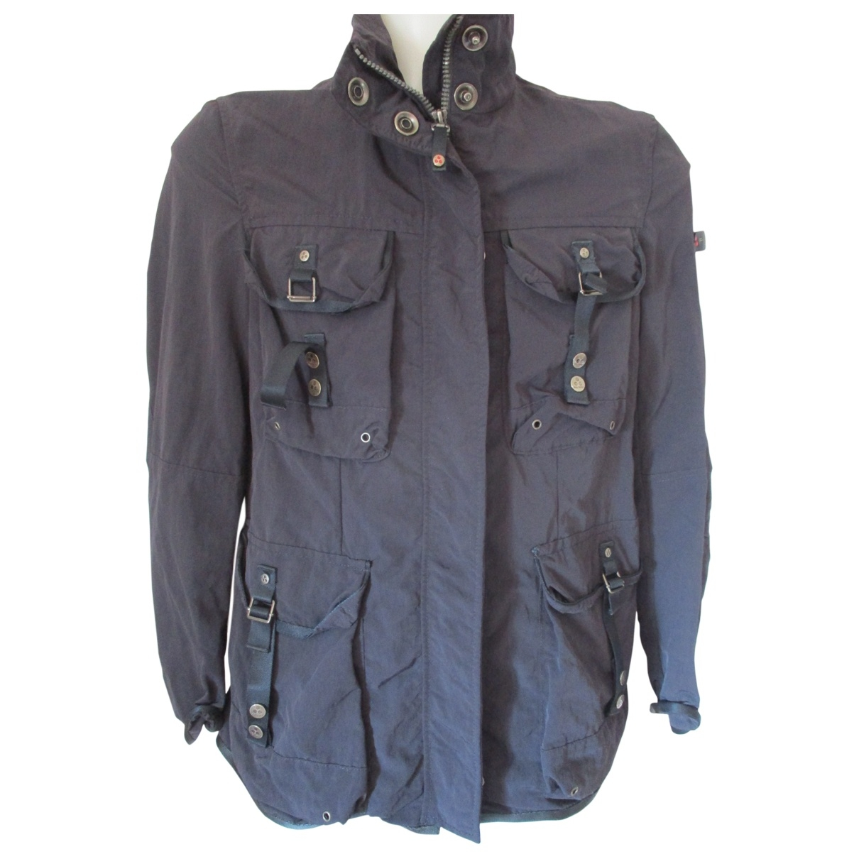 Peuterey \N Blue jacket  for Men 48 IT