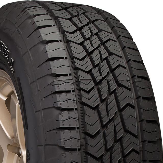 Continental 15506650000 Terrain Contact A/T Tire LT265 /70 R17 121S E1 OWL