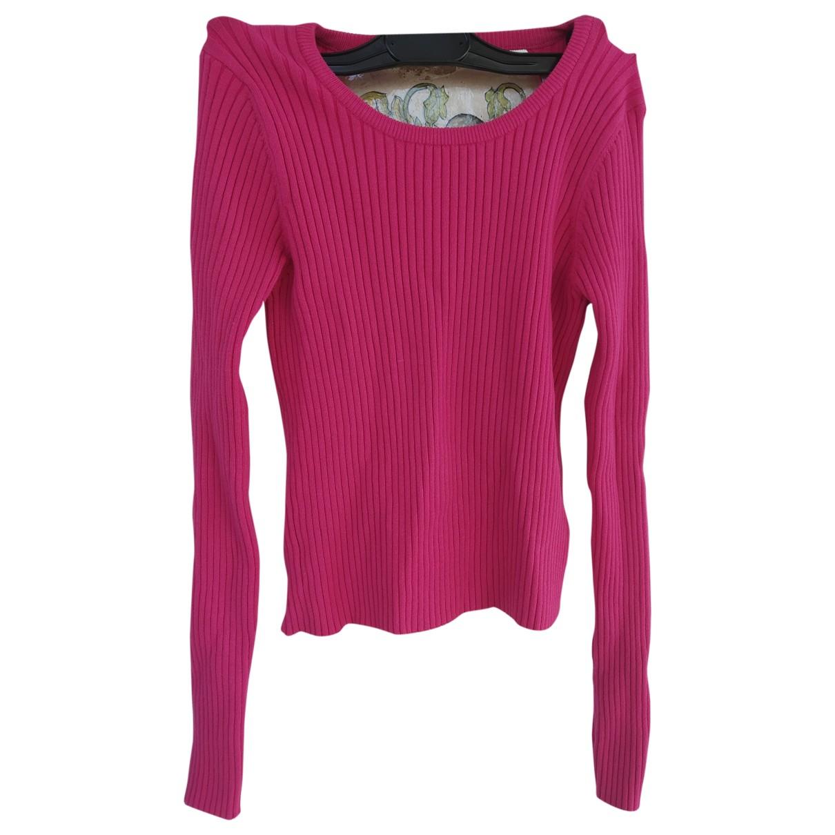 Zara \N Pink Cotton  top for Women M International