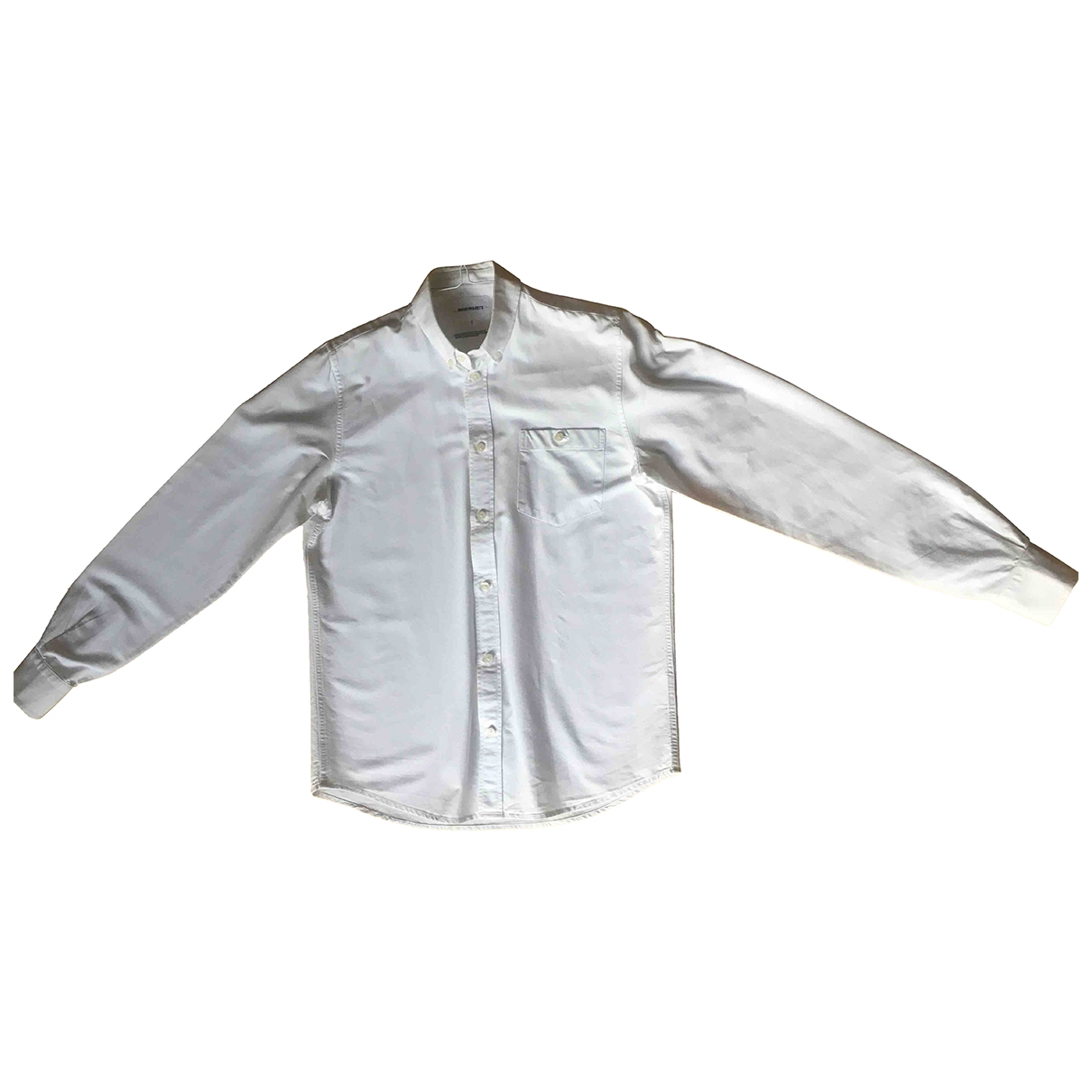 Norse Projects \N White Cotton Shirts for Men S International