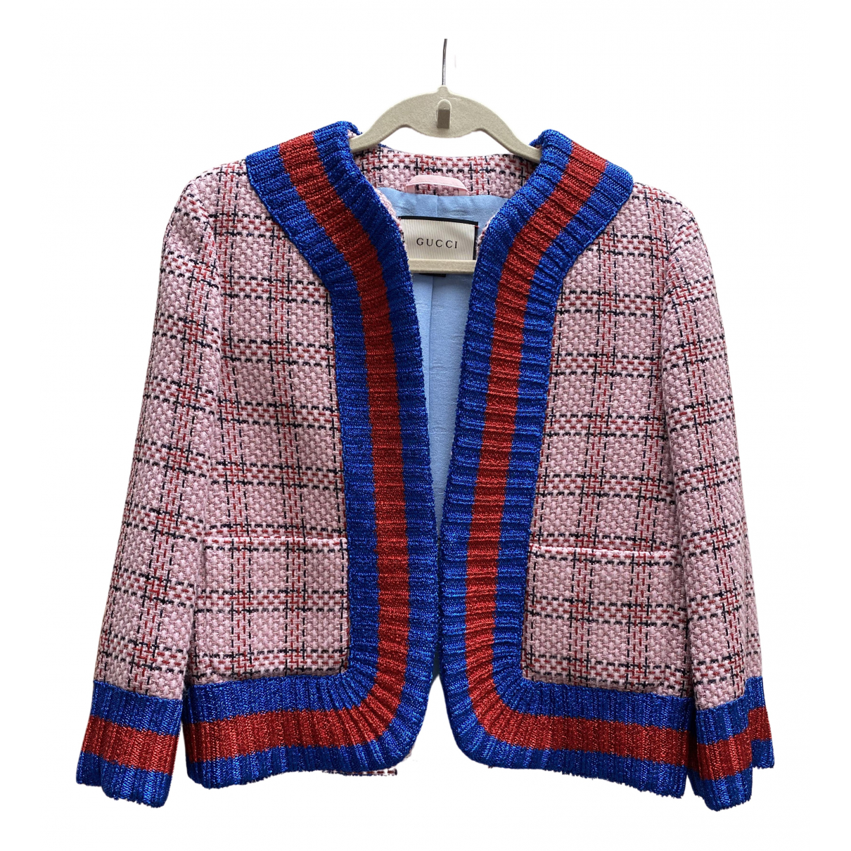 Gucci \N Pink jacket for Women 44 IT