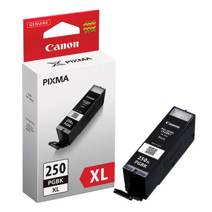 Canon PIXMA MG7500 Original Pigment Black Ink Cartridge, High Yield