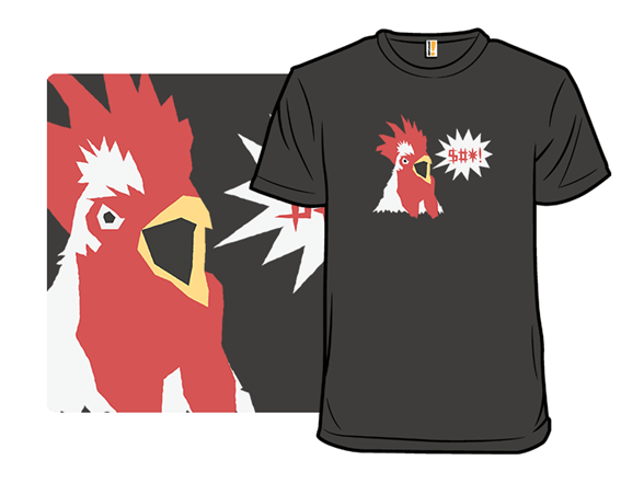Fowl Language T Shirt