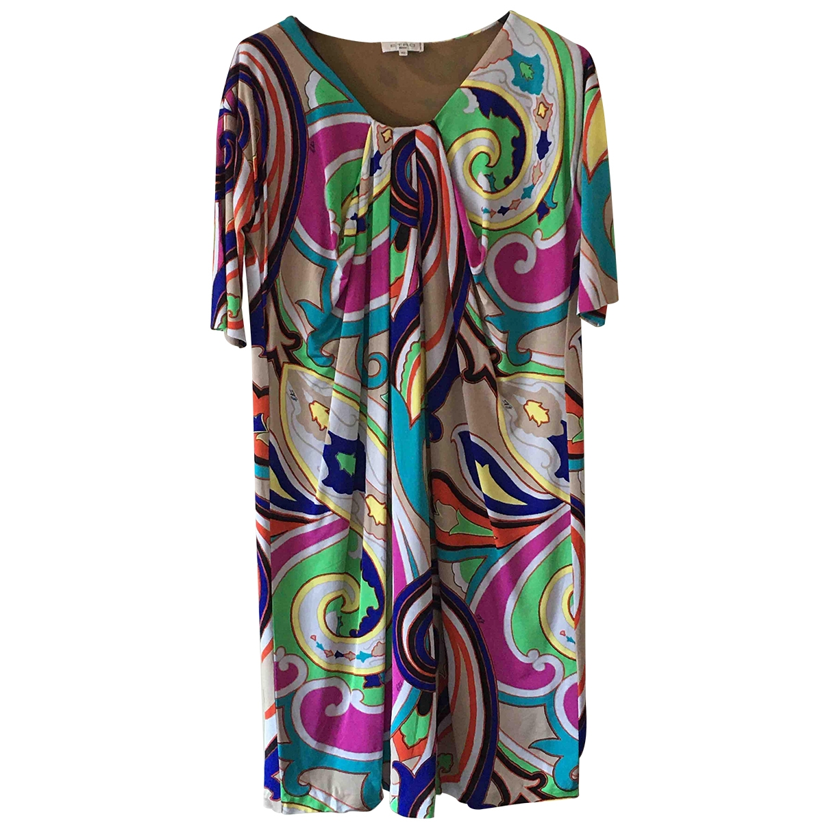 Etro \N Multicolour dress for Women 42 IT