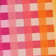 #c7024 Rainbow Gingham - Gift Wrap - 24 X 100' - - Gift Wrapping Paper by Paper Mart