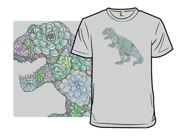 Prehistoric Plants T Shirt