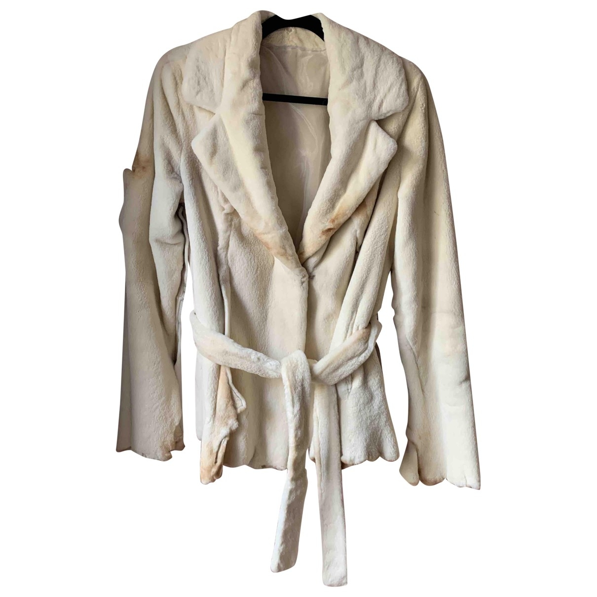 Non Signé / Unsigned \N Mink jacket for Women 40 FR