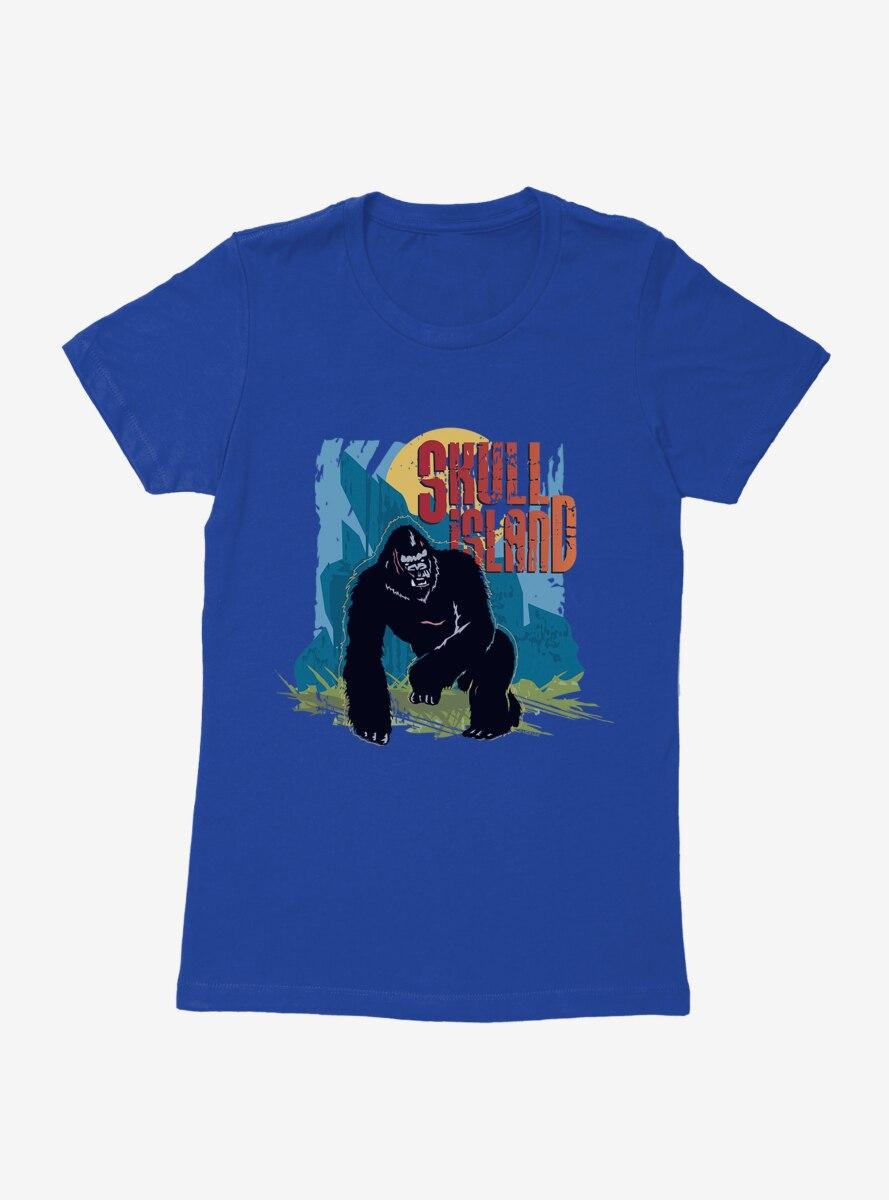 King Kong Skull Island Womens T-Shirt