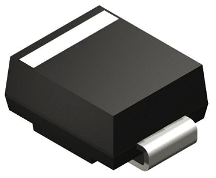 Littelfuse 1SMB51AT3G, Uni-Directional TVS Diode, 600W, 2-Pin DO-214AA (50)