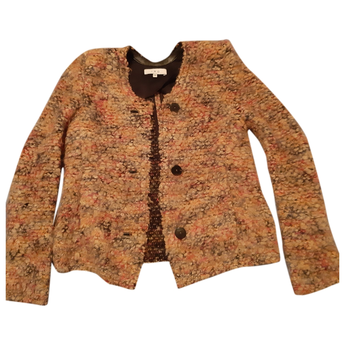 Iro \N Multicolour Wool jacket for Women 36 FR