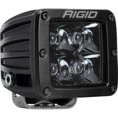 RIGID D-Series Midnight Optic Spot Light-201213BLK