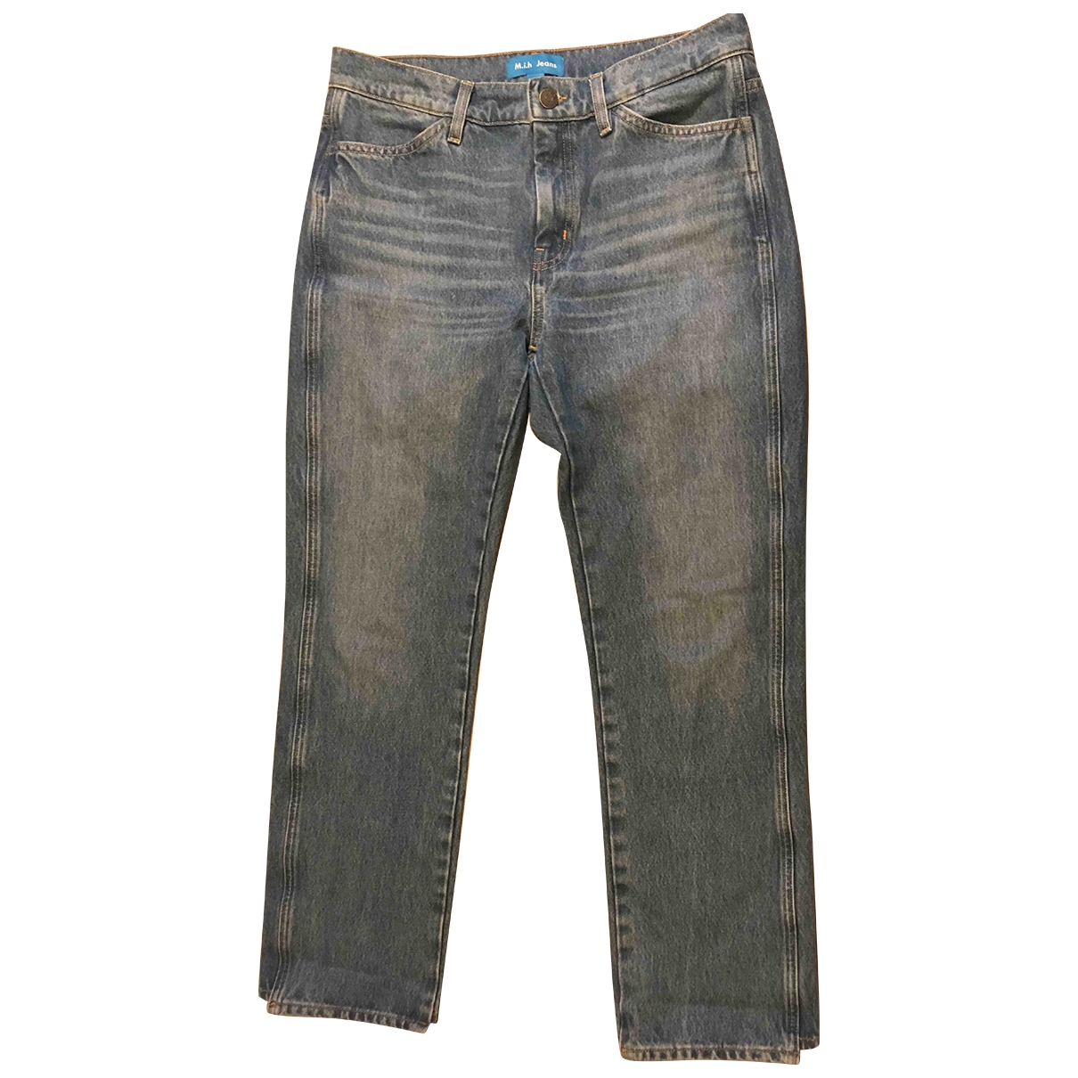Mih Jeans \N Blue Cotton Jeans for Women 29 US