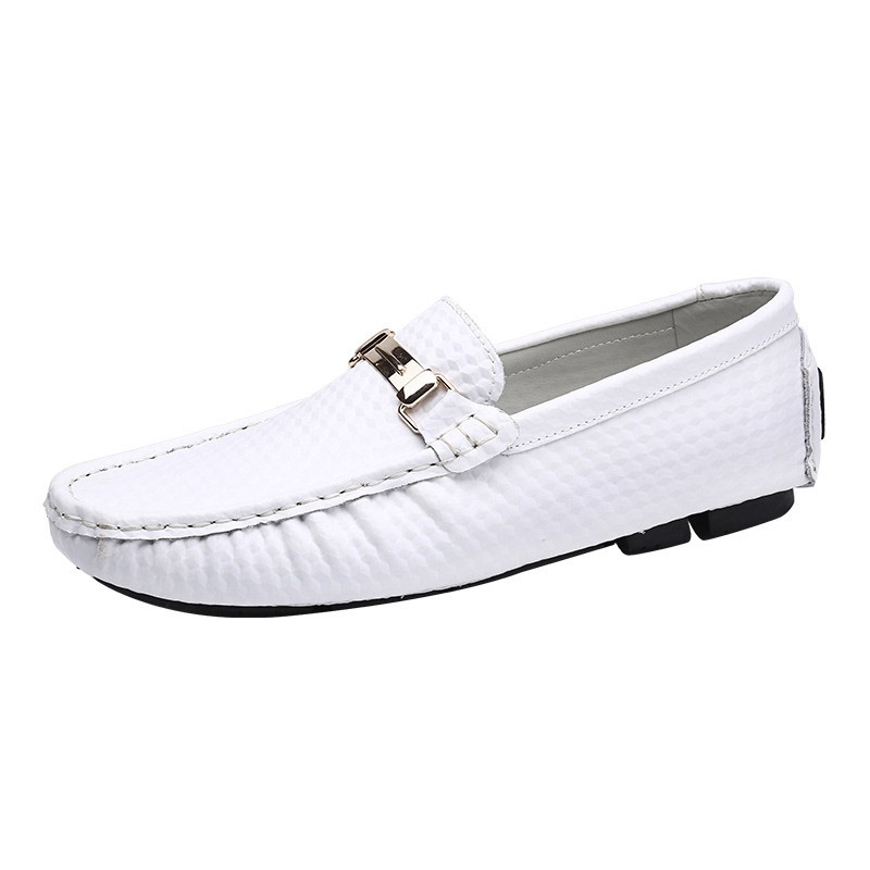 Ericdress PU Slip-On Men's Loafers Shoes