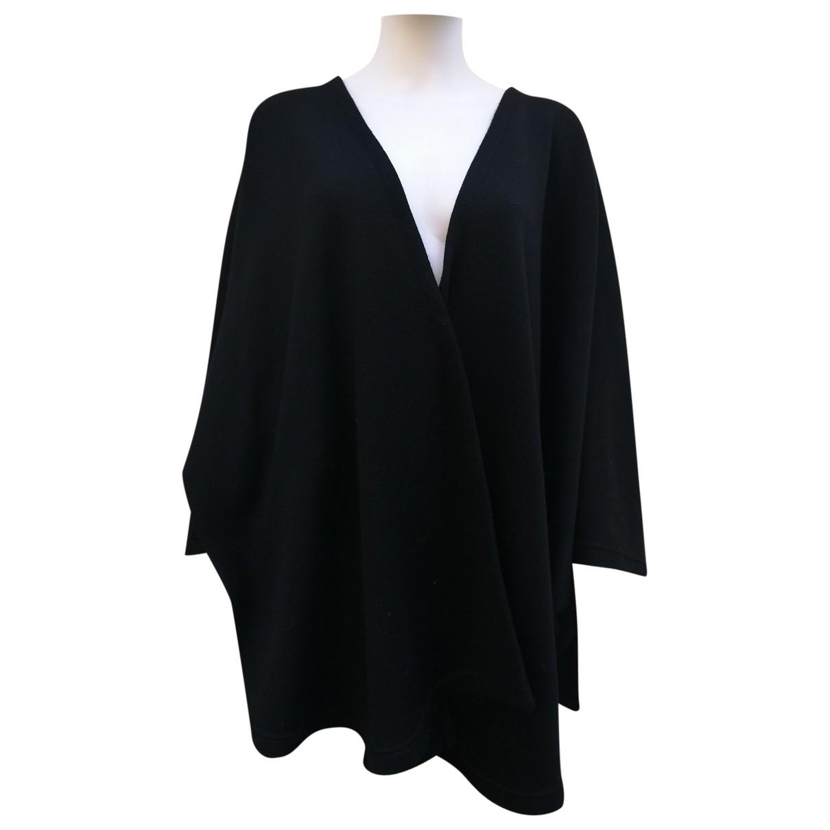 Bonpoint \N Black Wool jacket for Women One Size FR