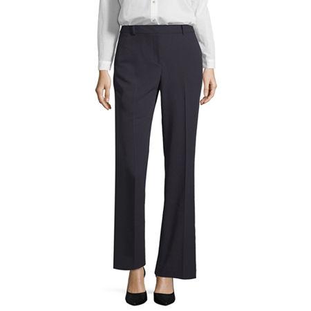 Liz Claiborne Sophie Secretly Slender Trousers, 4 , Blue