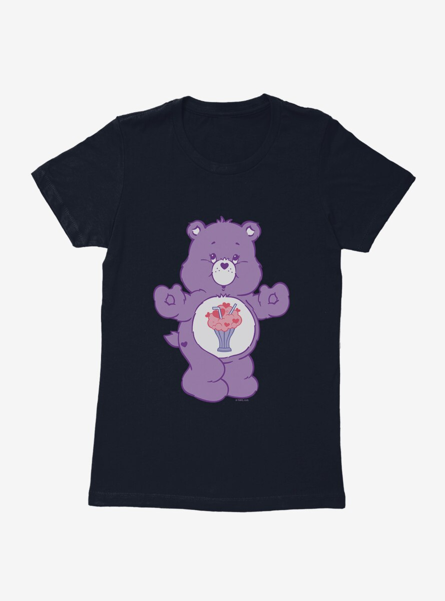 Care Bears Share Bear Womens T-Shirt