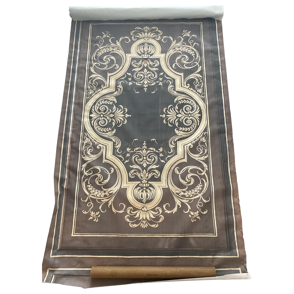 Museum \N Brown Cloth Home decor for Life & Living \N