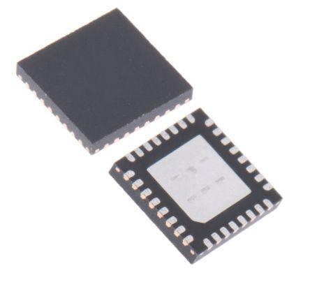 Maxim Integrated MAX3421EETJ+, USB Controller, 12Mbit/s, USB, 3.3 V, 32-Pin TQFN (60)