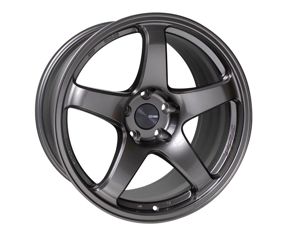 Enkei PF05 Wheel Racing Series Dark Silver 18x9 5x114.3 45mm
