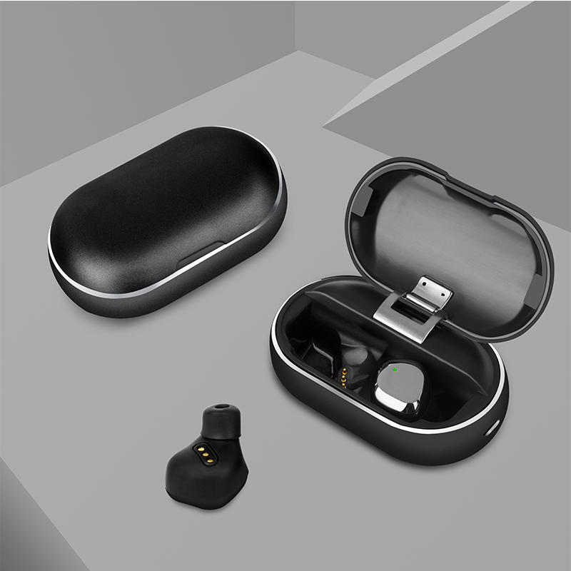 Bakeey X26 TWS bluetooth 5.0 True Wireless Earbuds Smart Touch Waterproof Stereo Hifi Earphone With Metal Charging Box f
